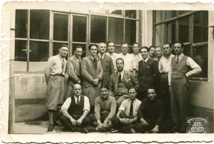 История компании Giusto Manetti Battiloro - Сусальное золото и серебро