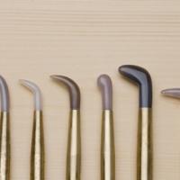 Инструменты и материалы для золочения - Сусальное золото и серебро