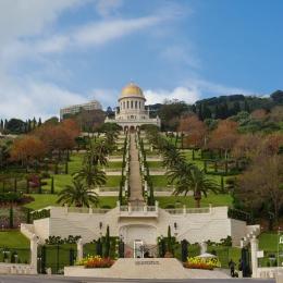 application-gold-leaf-in-architecture-haifa-israel