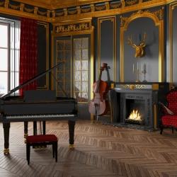 gold-leaf-applications-in-interior-design-vienna-austria