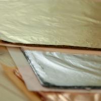 Поталь золотая (имитационное золото) - Сусальное золото и серебро