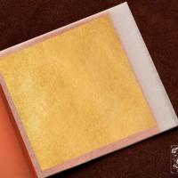 Сусальное золото «Русский Стандарт» 960 пробы - Сусальное золото и серебро