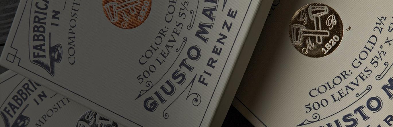 Giusto Manetti Battiloro Сделано во Флоренции. Мы ценим и продолжаем традиции 15-ти поколений семьи Манетти Наш каталог