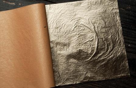 Поталь золотая (имитационное золото)