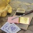 Сусальное золото «Русский Стандарт» 960 пробы