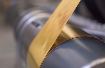 Производство сусального золота Манетти